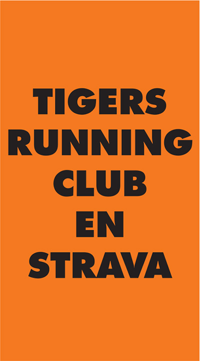 Ver strava de Tigers Running Club