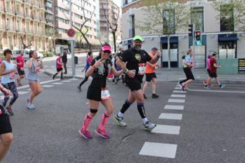 Maraton de madrid 2018
