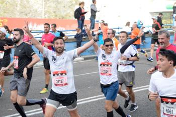 Maratón de Madrid 2018