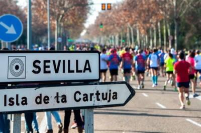 Medio Maratón de Sevilla 2017