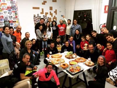 CONCURSO DE ROSCONES Y AMIGO INVISIBLE :) @ Tigers Running Club   Madrid   Comunidad de Madrid   España