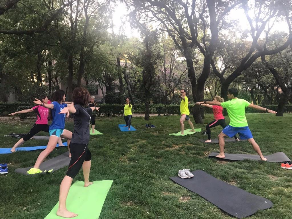 NUEVOS GRUPOS DE YOGA RUNNING @ Tigers Running Club   Madrid   Comunidad de Madrid   España