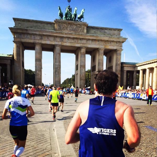 Resultado de imagen de maraton de berlin