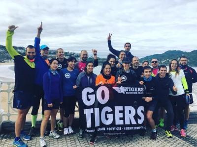 Entrenamientos para el Behobia - San Sebastian @ Tigers Running Club   Madrid   Comunidad de Madrid   España