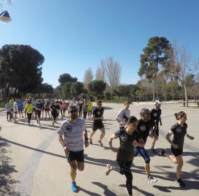 Entrenamientos para el todos los demás grupos @ Tigers Running Club   Madrid   Comunidad de Madrid   España