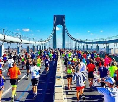 Maratón de Nueva York 2017 @ Nueva York | Nueva York | Estados Unidos