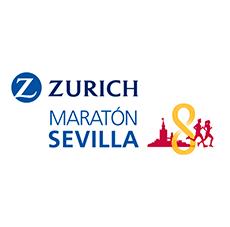 Logo Maratón de Sevilla